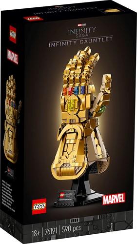 LEGO Marvel Avengers Infinity Gauntlet - 76191
