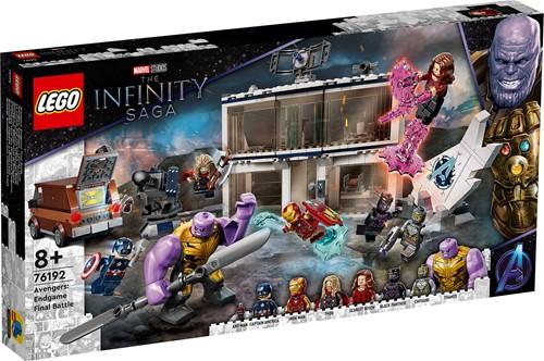 LEGO Marvel Avengers: Endgame Final Battle - 76192