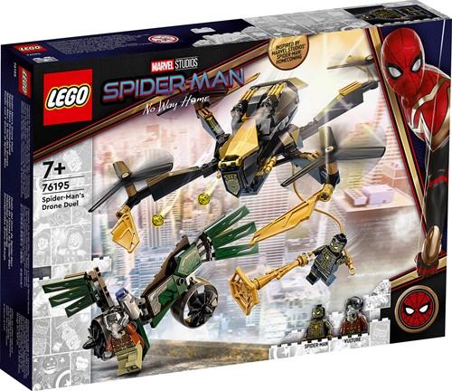 LEGO Marvel Spider-Man: Spider-Man's droneduel - 76195