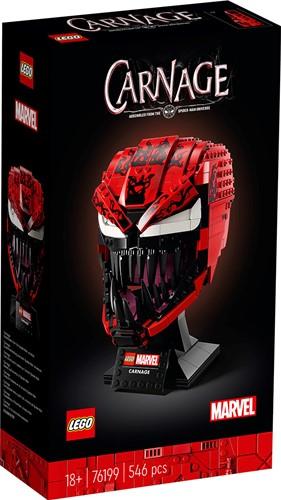 LEGO Marvel Spider-Man Carnage - 76199