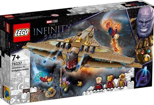 LEGO Marvel Avengers Sanctuary II: Eindgevecht - 76237