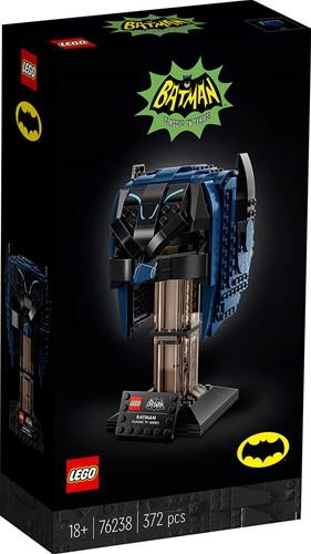 LEGO DC Batman™ Klassieke tv-serie Batman™ masker - 76238