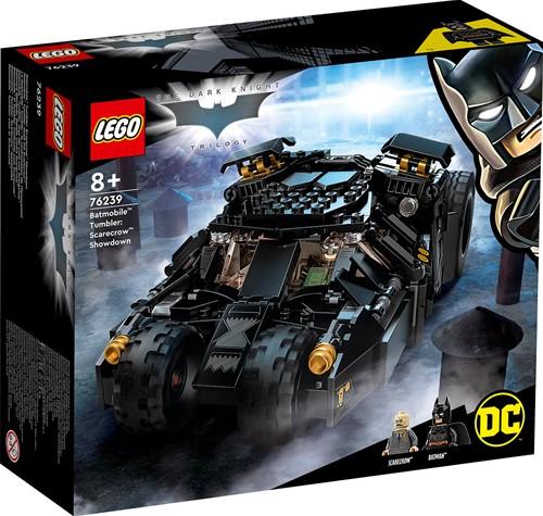 LEGO DC Batman™ Batmobile™ Tumbler: Scarecrow™ krachtmeting - 76239