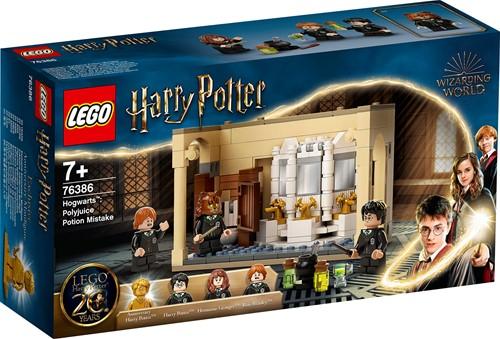 LEGO Harry Potter™ Zweinstein™: Wisseldrank vergissing - 76386