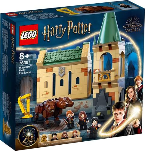 LEGO Harry Potter™ Zweinstein™: Pluizige ontmoeting - 76387