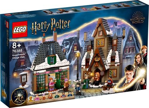 LEGO Harry Potter™ Zweinsveld Dorpsbezoek - 76388