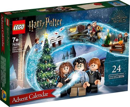 LEGO Harry Potter™ Adventskalender 2021 - 76390
