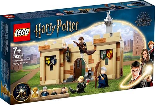 LEGO Harry Potter™ Zweinstein™: Eerste vliegles - 76395