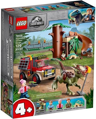LEGO Jurassic World™ Stygimoloch dinosaurus ontsnapping - 76939
