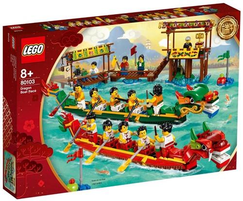 LEGO® Drakenbootrace - 80103