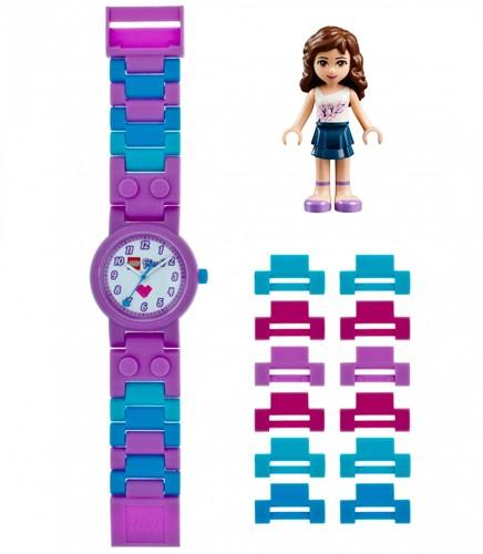 LEGO Friends Olivia horloge met minipoppetje - 8020165