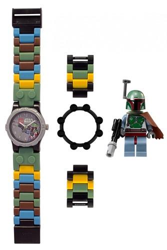LEGO Star Wars™ Boba Fett™ horloge - 8020363
