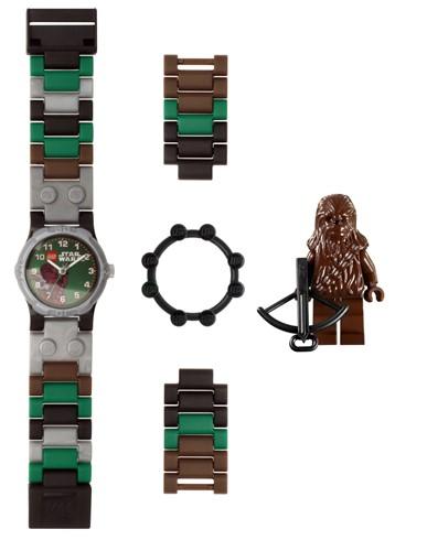 LEGO Star Wars™ Chewbacca™ horloge - 8020370