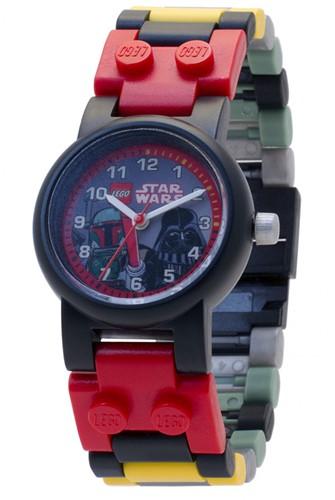 LEGO Star Wars™ Darth Vader™ & Boba Fett™ horloge - 8020813