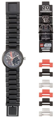 LEGO Star Wars™ Darth Vader™ 20th Anniversary horloge - 8021674
