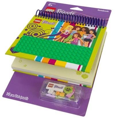 LEGO Friends Notebook - 850595