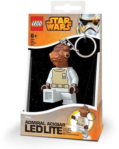LEGO Star Wars™ Admiral Ackbar™ Key Light