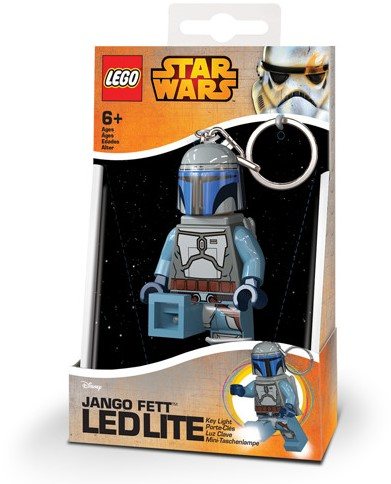 LEGO Star Wars™ Jango Fett™ Key Light