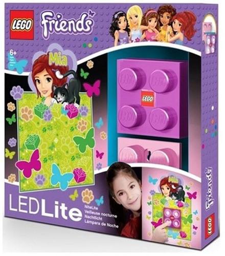 LEGO Friends Mia LED Nachtlicht