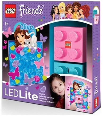 LEGO Friends Olivia LED Nachtlicht