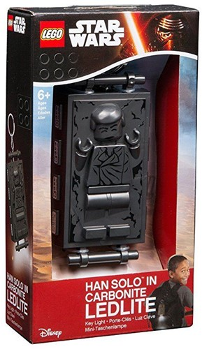 LEGO Star Wars™ Han Solo™ in Carbonite Key Light