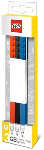 LEGO Classic Set van 3 gelpennen - 5005109