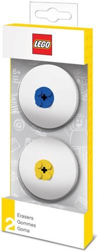 LEGO Classic Gummen (blauw en geel) - 5005108