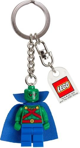 LEGO Super Heroes Martian Manhunter™ Sleutelhanger - 853456