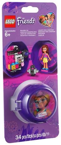 LEGO Friends Olivia's satellietpod - 853774