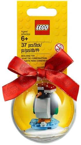 LEGO® Kerstversiering met pinguïn - 853796