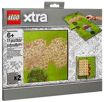 LEGO xtra Parkspeelmat - 853842