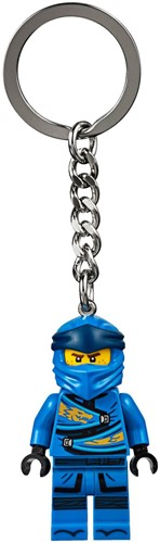 LEGO NINJAGO® Jay sleutelhanger - 853893