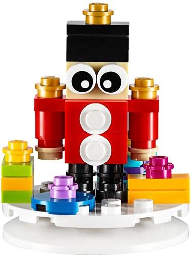 LEGO® Kerstversiering met speelgoedsoldaat - 853907