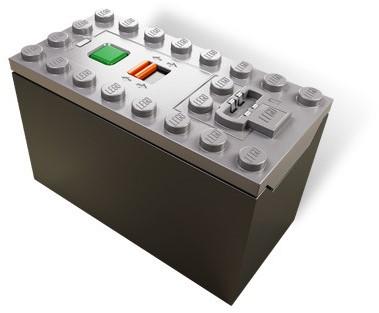 LEGO Power Functions 88000 AAA Batterij box