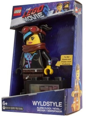 The LEGO® Movie 2™ Wyldstyle Alarmklok - 9003974