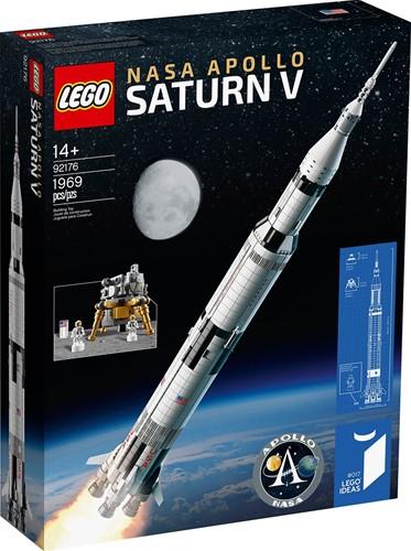 LEGO Ideas NASA Apollo Saturn V - 92176