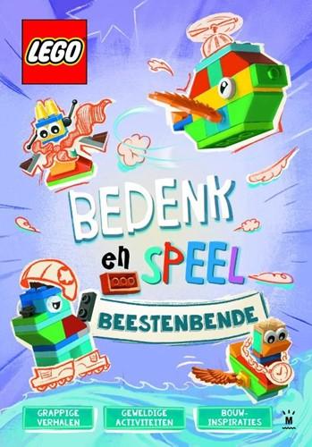LEGO® Iconic BEDENK en SPEEL: Beestenbende