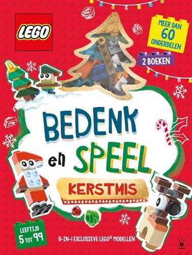 LEGO® Iconic BEDENK en SPEEL: Kerstmis