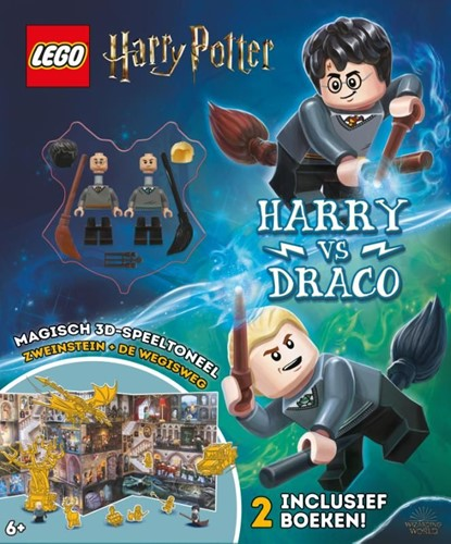 LEGO® Harry Potter™: Harry vs. Draco