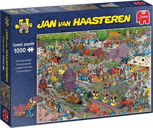 Jan van Haasteren De Bloemencorso - Puzzel 1000 stukjes