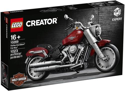 LEGO Creator Expert 10269 Harley-Davidson® Fat Boy®