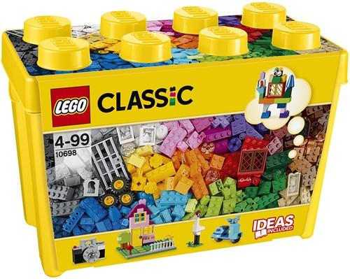 LEGO Classic LEGO® Creatieve grote opbergbox - 10698