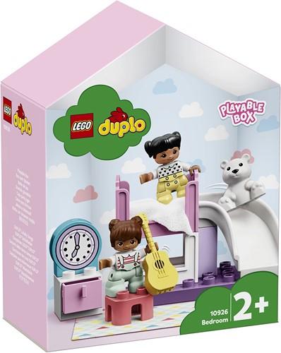 LEGO DUPLO Mijn Stad Slaapkamer - 10926