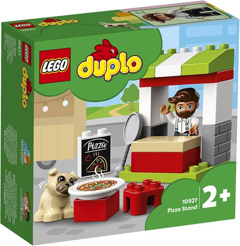 LEGO DUPLO Mijn Stad 10927 Pizza-kraam