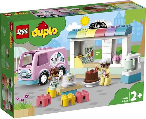 LEGO DUPLO Mijn Stad Bakkerij - 10928