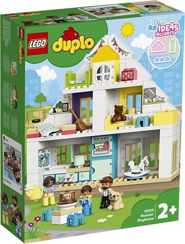 LEGO DUPLO Mijn Stad Modulair speelhuis - 10929