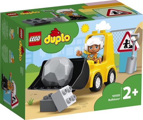 LEGO DUPLO Mijn Stad 10930 Bulldozer