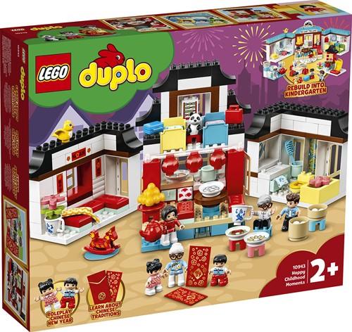 LEGO DUPLO Mijn Stad Gelukkige kindertijdmomenten - 10943
