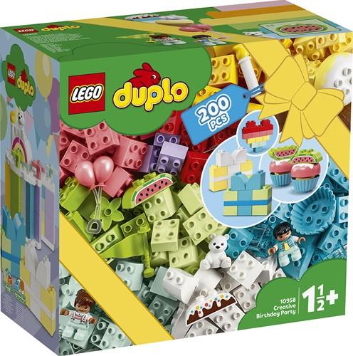 LEGO DUPLO Creatief verjaardagsfeestje - 10958