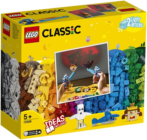 LEGO Classic 11009 Stenen en lichten